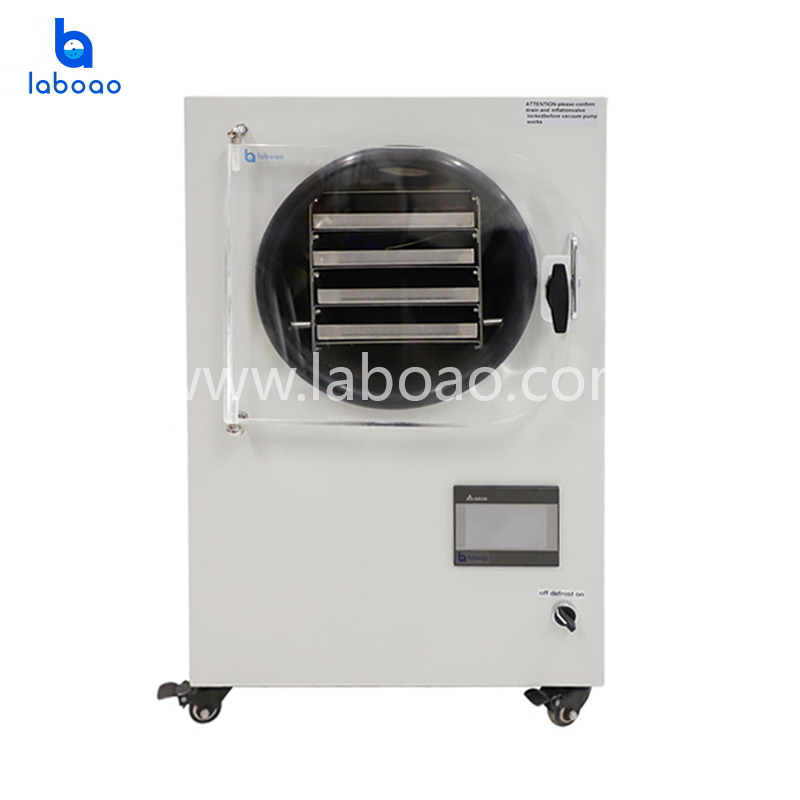 4kg Small Food Freeze Dryer